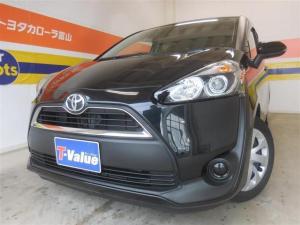 トヨタ シエンタ G 両側電動スライドドア スマートキー 安全装備