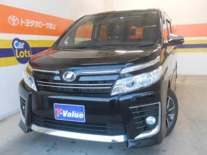 トヨタ ヴォクシー ZS 煌 サポカー LED フルセグ 両側電動 ETC