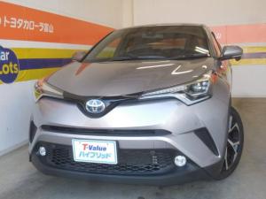トヨタ C-HR G 寒冷地仕様 スマートキー LED 安全装備