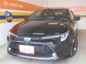 トヨタ カローラ ハイブリッド ダブルバイビー サポカーS 純正アルミ LED