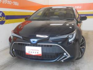 トヨタ カローラスポーツ ハイブリッドG Z サポカーS ディスプレイオーディオ