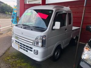 スズキ スーパーキャリイ X 切替4WD DCBS ドラレコ ETC AC PW PS
