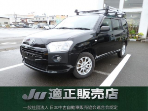 トヨタ プロボックス DXコンフォート ルーフキャリア キーレス 純正ナビ