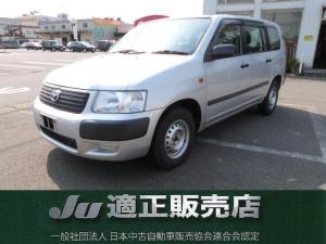 トヨタ サクシードバン UL 4WD バックカメラ ETC