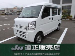 三菱 ミニキャブバン M 4WD 集中ドアロック ハイルーフ