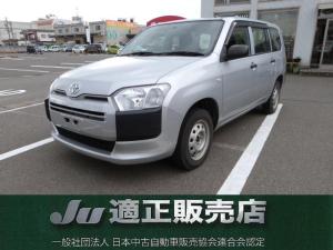 トヨタ サクシード UL 4WD ETC キーレス 純正SDナビ フルセグ CVT