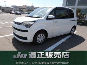 トヨタ スペイド X 電動スライドドア アイドリングストップ ETC 純正SDナビフルセグ Bluetooth接続 スマートキー プッシュスタート プライバシーガラス