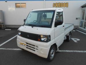 三菱 ミニキャブトラック VX-SE 4WD エアコン パワステ 5速MT 軽トラック