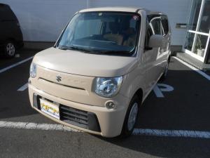 スズキ MRワゴン G バックモニタ キーレス CD ベンチシート 軽自動車