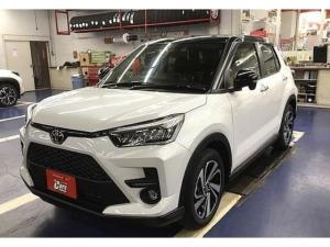 トヨタ ライズ Z BSM+RCTA パノラミックビュ スペアタイヤ