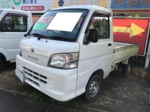 ダイハツ ハイゼットトラック 4WD AC MT 軽トラック ホワイト