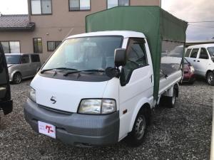 日産 バネットトラック スーパーローDX 幌 4WD オートマ