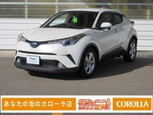 トヨタ C-HR S ナビTV Bluetooth接続 スマートキー