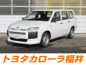 トヨタ プロボックス DXコンフォート アイドリングストップ付き車 オートライト 運転席パワーウィンド USB端子 付き