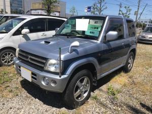 三菱 パジェロミニ アクティブフィールドエディション ナビ 軽自動車 ETC
