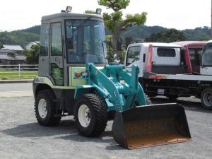 日本その他 日本 ヤンマー V3-5B タイヤショベル 4WD ディーゼル