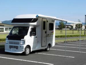 スズキ キャリイトラック KC ラクーン キャンピングカー