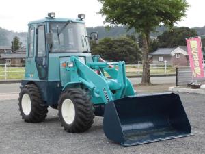 日本その他 日本  ヤンマー V4-3 タイヤショベル ホイルローダー