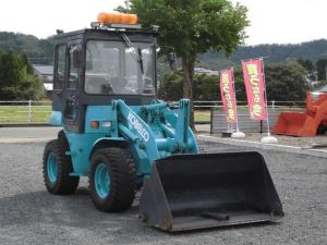 日本その他 日本  コベルコ LK40Z タイヤショベル ホイルローダー