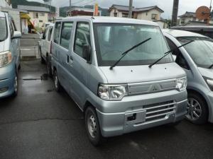 三菱 ミニキャブバン CD 4WD オートマ エアコン パワステ 両側スライドドア