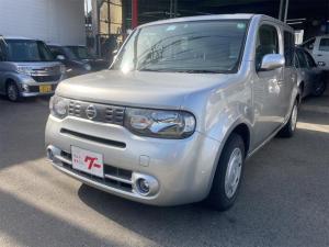 日産 キューブ 15X 2WD CVT ETC キーレス CDデッキ