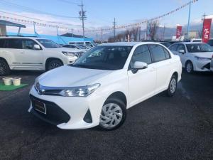 トヨタ カローラアクシオ 1.5X ワンオーナー セーフティセンス 4WD