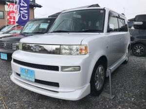 トヨタ bB Z Xバージョン 2WD ナビ ETC 走行90011キロ