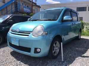 トヨタ シエンタ X 両側スライドドア ETC CDオーディオ 40823キロ