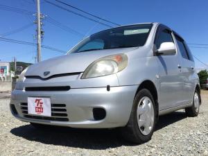 トヨタ ファンカーゴ 4WD コラムAT ナビ CD ABS エアバック