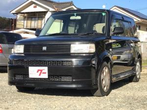 トヨタ bB 4WD コラムAT CD MD ベンチシート 電動格納ミラー