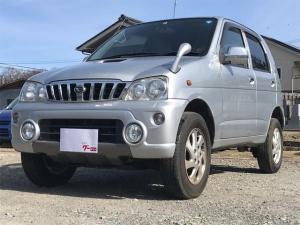 ダイハツ テリオスキッド X 4WD ターボ タイミングベルト交換済 キーレス CD