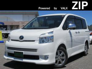 トヨタ ヴォクシー ZS 煌 HDDナビ ETC 車内スチーム消臭除菌