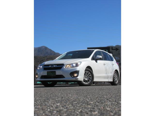 4WD 社外ナビ テレビ ETC ハーフレザーシート タイミングチェーン 車検5年2月まで 一年間保証付き ロードサービス付き