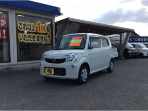 i日産 モコ S FOUR 4WD 寒冷地仕様 シートヒーター キーレス