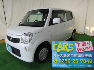 日産 モコ S FOUR 4WD ベンチシート キーレス
