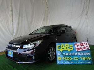 スバル インプレッサスポーツ 1.6i-L 4WD タイミングチェーン ディスチャージライト ETC ABS 純正アルミ サイドバイザー