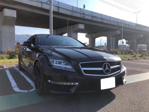 メルセデス・ベンツ CLSクラス CLS63 AMGパフォーマンス オールアルカンターラ