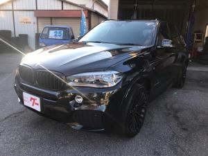 BMW X5 xDrive 35d Mスポーツ 1オーナー車庫保管 禁煙車