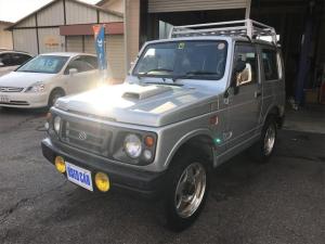 スズキ ジムニー ワイルドウインド 4WD キャリア付 背面タイヤハードカバー