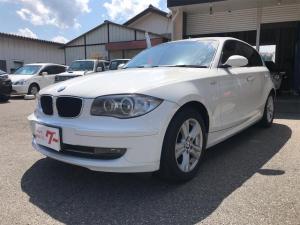 BMW 1シリーズ 120i ETC パワーシート ディーラー車 右ハンドル