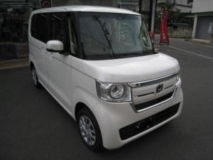 ホンダ N-BOX G・Lホンダセンシング 4WD ナビ 両側電動 デモカー