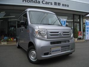 ホンダ N-VAN G・ホンダセンシング 4WD MT 当社デモカー