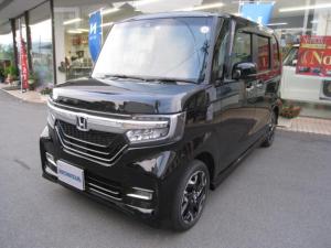 ホンダ N-BOXカスタム G・Lターボホンダセンシング 4WD 届出済未使用車