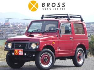 スズキ ジムニー XC ターボ 4WD AT フォグライト ETC 背面タイヤ 純正色