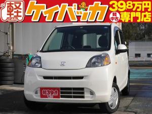 ホンダ ライフ G 4WD バックモニター付CDデッキ バックカメラ