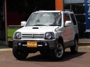 スズキ ジムニー ランドベンチャー 4WD CDデッキ ルーフレール