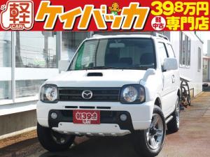 マツダ AZオフロード XC 4WD CD フォグランプ サイドアンダーパイプ