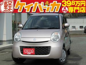 スズキ MRワゴン G 4WD 純正CDデッキ シートヒーター
