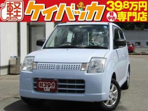スズキ アルト G 4WD CDオーディオ 社外アルミホイール