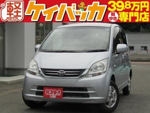ダイハツ ムーヴ L 4WD 5MT 純正オーディオ